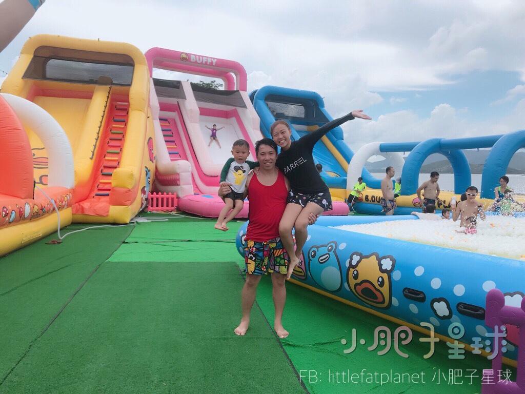 【2018暑假】3大親子暑假玩水好去處 巨型吹氣滑梯+泡泡樂園+水槍戰2018暑假】5大暑假精選親子好去處