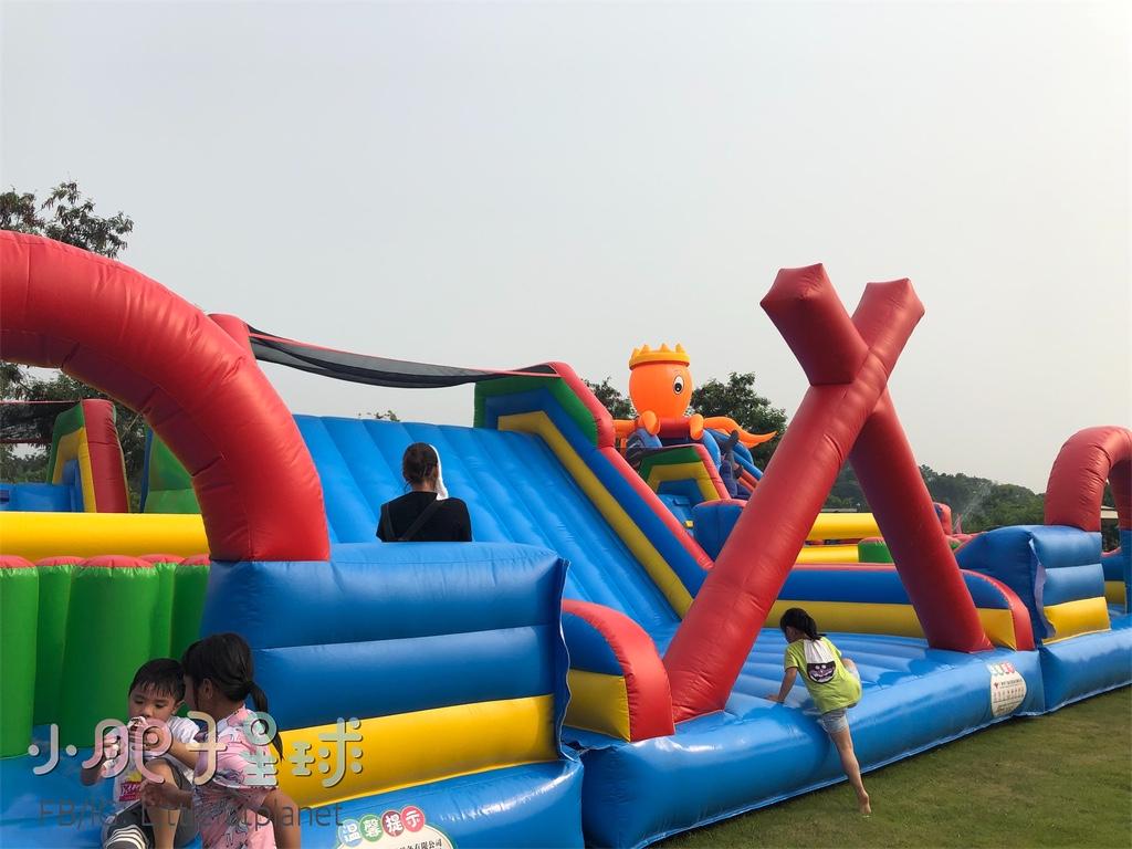 暑假,親子好去處,元朗,戶外,兒童樂園,繽紛世界,水上樂園,南山村,彩虹橋