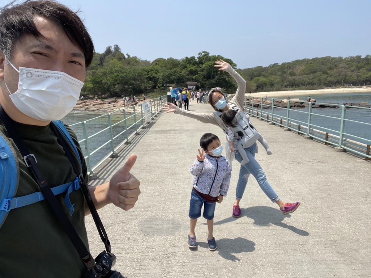 海岸公園探石·東平洲